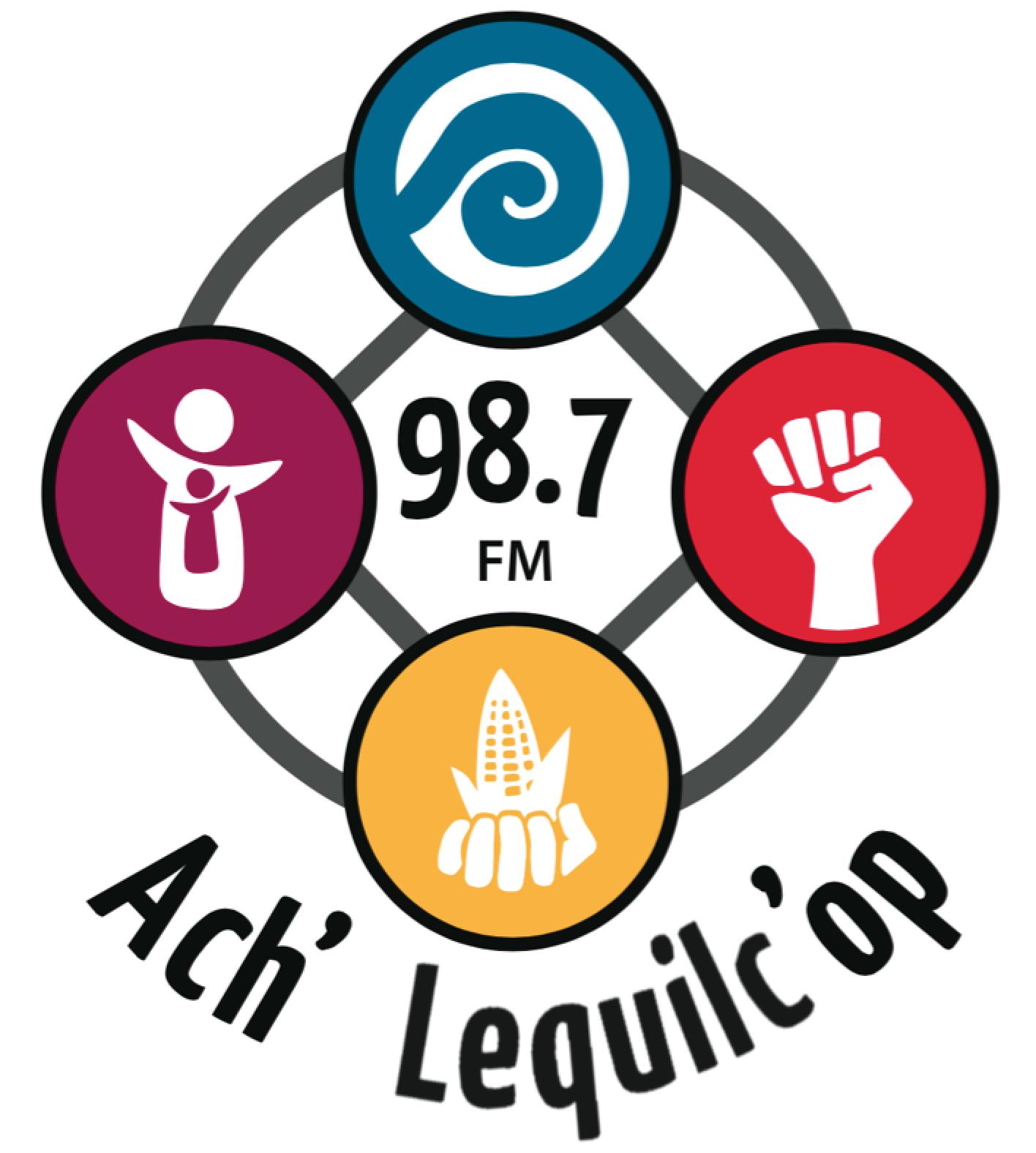 Resultado de imagen para Radio Ach' Lequilc'op